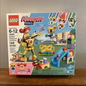 New LEGO The Powerpuff girls